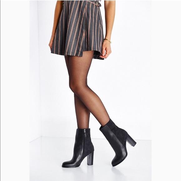 148530972f2f47 Sam Edelman Reyes mid length boots black size 6. M 5b22ab623c9844989efff136